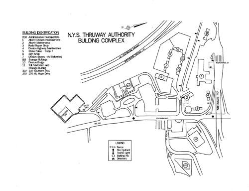 Thruway Addresses - New York State Thruway