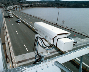 blue water bridge traffic cameras