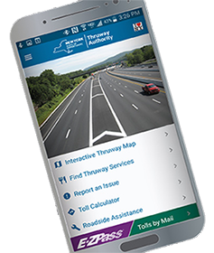 Mobile app new york state thruway.