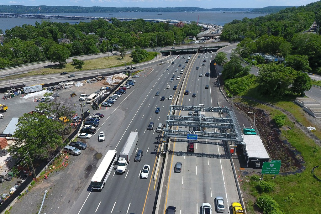 Cashless Tolling - New York State Thruway