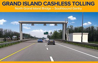 Cashless Tolling - New York State Thruway